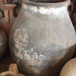 garden terracotta urns and pots