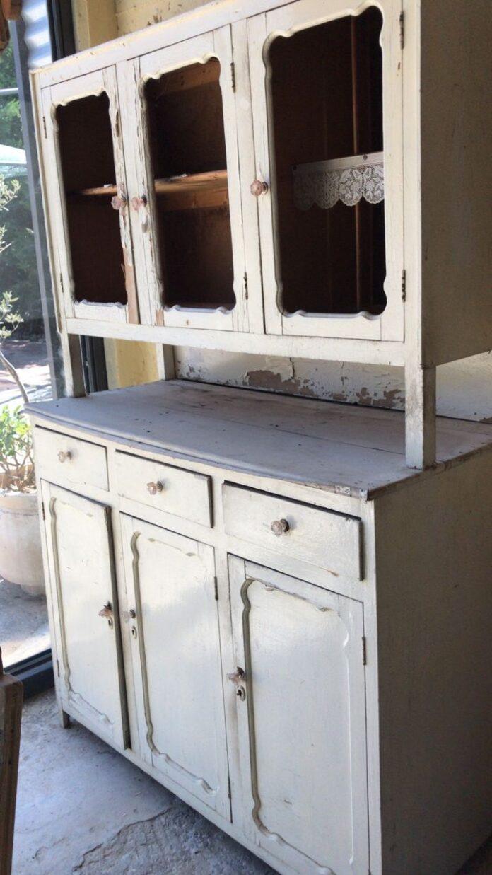 old kitchen drawer