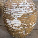 Old Greek ceramic pot
