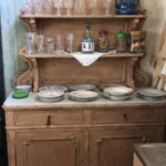 greek old furniture