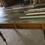 reclamed wood