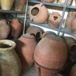 urns of clay