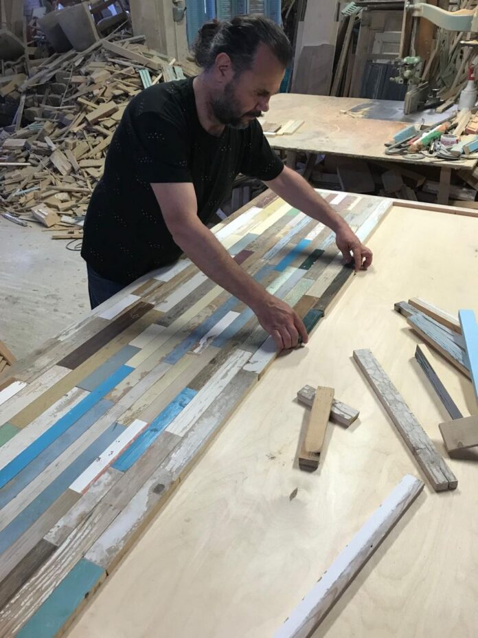 wood working workshop