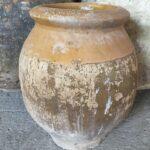 greek old pots, ceramics, urns of clay