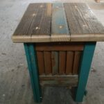 stools, greek old woods, shutters, wood working vintage furniture