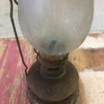 oil lamp greek old utensil