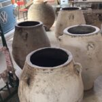 greek old pots