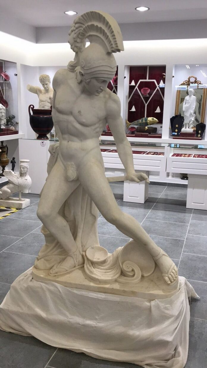 aris, greek antiquity
