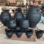 new ceramic pots