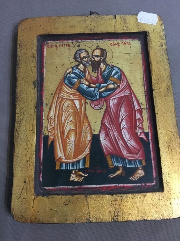 saint Peter and Paul