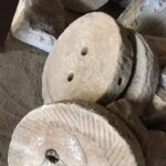old greek millstones