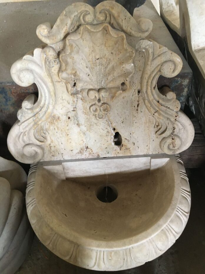 sink trough